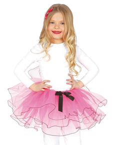 Roze tutu voor meisjes
