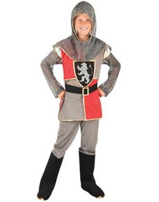 Kostuum dappere ridder voor jongens