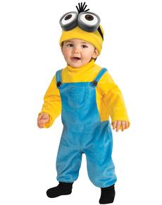 Kostuum Minion Kevin voor baby's